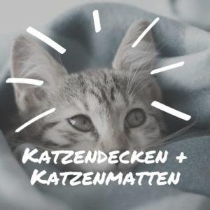Katzendecken und Katzenmatten