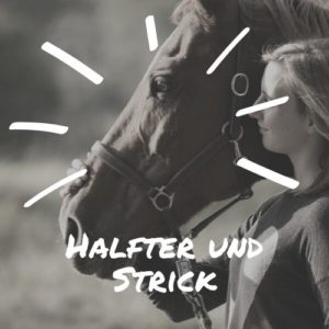Halfter und Strick